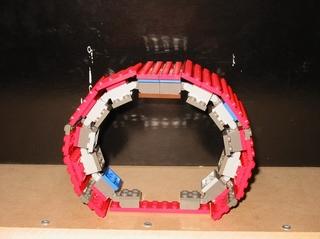 Lego Puddle Jumper From Stargate Atlantis